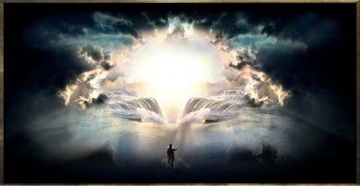 THE REBIRTH OF LIGHT